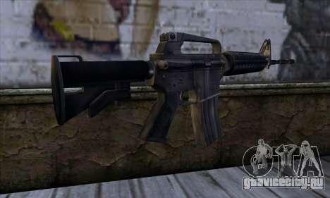M4 from Far Cry для GTA San Andreas второй скриншот