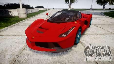 Ferrari LaFerrari 2014 [EPM] для GTA 4
