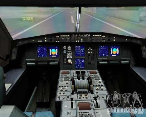Airbus A340-300 All Nippon Airways (ANA) для GTA San Andreas салон