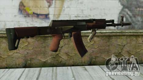 AK47 from Battlefield 4 для GTA San Andreas второй скриншот