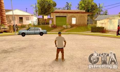 Varios Los Aztecas для GTA San Andreas четвёртый скриншот