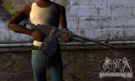 MG from GTA 5 для GTA San Andreas третий скриншот