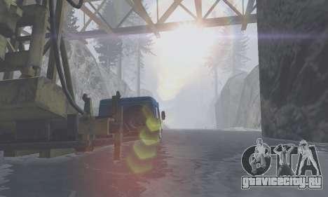 Трасса для бездорожья 4.0 для GTA San Andreas пятый скриншот