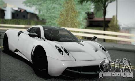 Pagani Huayra TT Ultimate Edition для GTA San Andreas