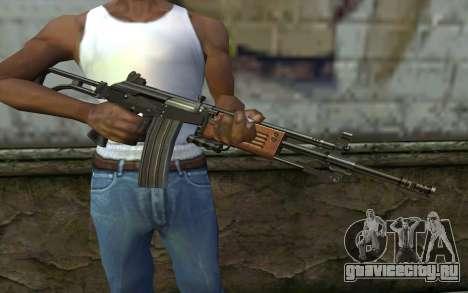 Galil v2 для GTA San Andreas третий скриншот