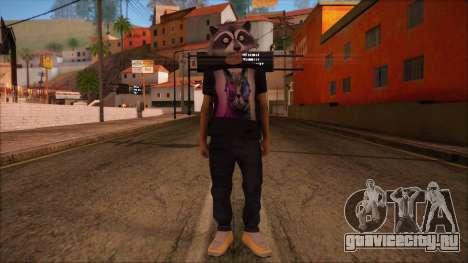 GTA 5 Online Skin 11 для GTA San Andreas