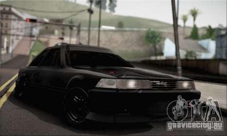 Toyota Soarer GZ20 для GTA San Andreas