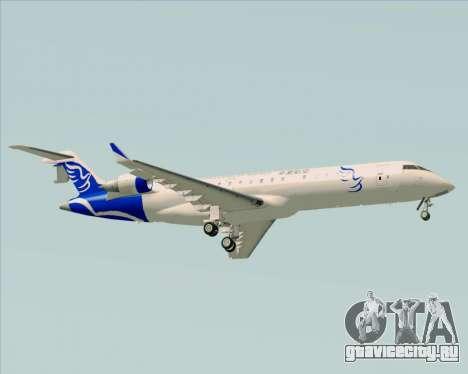 Embraer CRJ-700 China Express Airlines (CEA) для GTA San Andreas вид справа