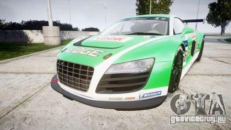 Audi R8 LMS Castrol EDGE для GTA 4