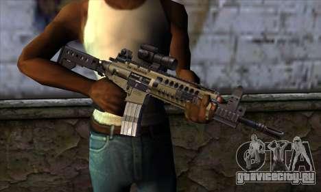 LR300 v2 для GTA San Andreas третий скриншот