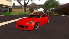 Nissan 350Z Tune для GTA San Andreas