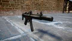 Пистолет-пулемёт MP5SD DRS CS b target