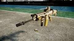 Автомат FN SCAR-L Mk 16 target icon1