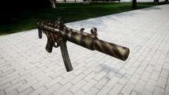 Пистолет-пулемёт MP5SD DRS CS