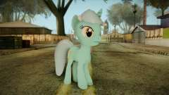 Lyra from My Little Pony для GTA San Andreas