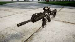 Автомат P416 ACOG PJ3 target