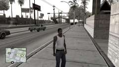 Winter Colormod для GTA San Andreas