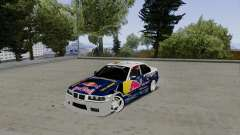 BMW E36 Red Bull