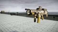 Автомат FN SCAR-L Mk 16 target icon3