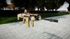 Автомат FN SCAR-L Mk 16 target icon2