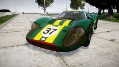 Ford GT40 Mark IV 1967 PJ 37