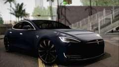 Tesla Model S 2014 для GTA San Andreas