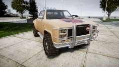 Vapid Bobcat Desert для GTA 4