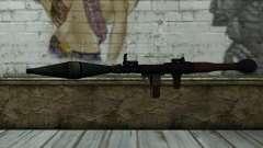 New Rocket Launcher для GTA San Andreas
