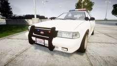GTA V Vapid Police Cruiser Rotor [ELS]