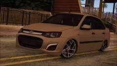 ВАЗ 2190 Лада Калина-Гранта для GTA San Andreas