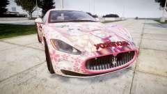 Maserati GranTurismo S 2010 PJ 2 для GTA 4