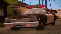 Dodge Monaco RCSD 1974 (HQLM) для GTA San Andreas
