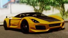 Ferrari Velocita 2013 SA Plate для GTA San Andreas