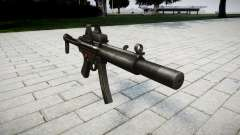 Пистолет-пулемёт MP5SD EOTHS FS