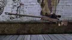 L11A3 Sniper Rifle для GTA San Andreas