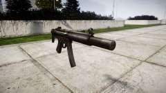 Немецкий пистолет-пулемёт HK MP5SD3