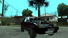 ВАЗ 2108 хэтчбек 3 дв для GTA San Andreas