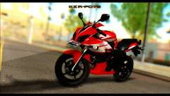 Honda All New CBR150R для GTA San Andreas