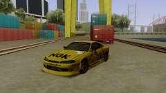 Nissan Silvia S15 NGK Motorsport