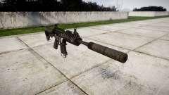 Автомат P416 silencer PJ3