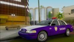 Ford Crown Victoria 1999 Walking Dead для GTA San Andreas
