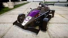Ariel Atom V8 2010 [RIV] v1.1 FOUR C Motorsport для GTA 4