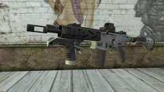Peacekeeper from Call of Duty Black Ops II для GTA San Andreas