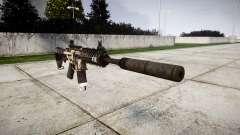 Автомат P416 silencer PJ1