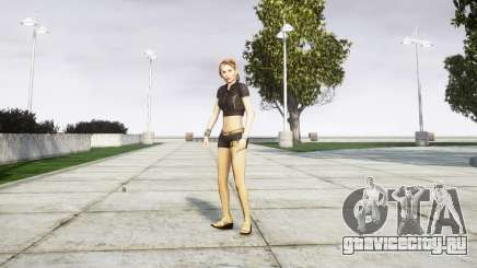 Девушка ФБР для GTA 4