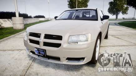 Dodge Magnum 2004 [ELS] Liberty County Sheriff для GTA 4