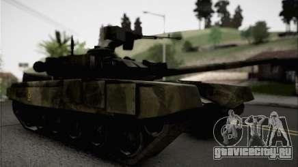 PT-91M Pendekar Tank для GTA San Andreas