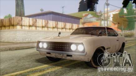 GTA 5 Vigero для GTA San Andreas
