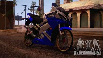 Yamaha R15 Modif для GTA San Andreas