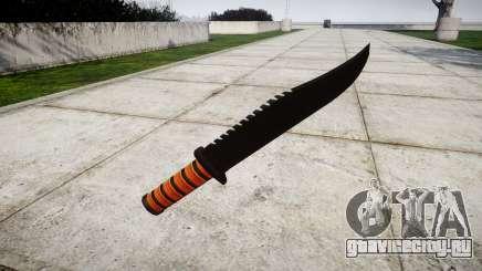 Боевой нож Ka-Bar для GTA 4